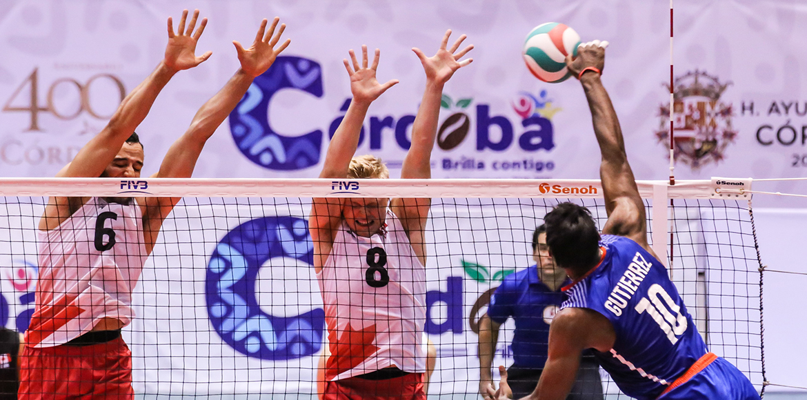 Men's roster Announced for Pan Am Cup in Mexico | Volleyball Canada