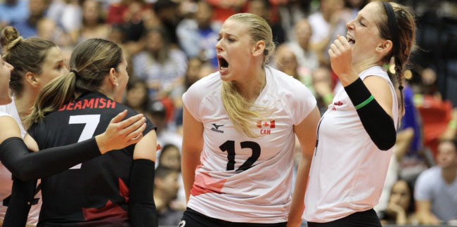 Roster released for the 2018 Women's FIVB World ...