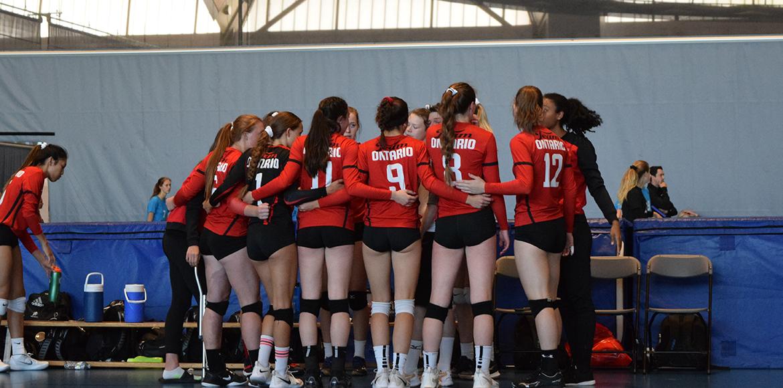 2019 Canada Cup Indoor gets underway in Halifax   Volleyball Canada